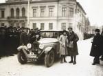 Mlle Renée Friderich - Bugatti